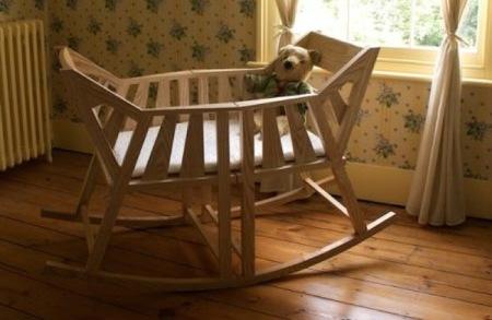 Muebles evolutivos para que la habitaci n del beb crezca - Cunas que se convierten en camas ...