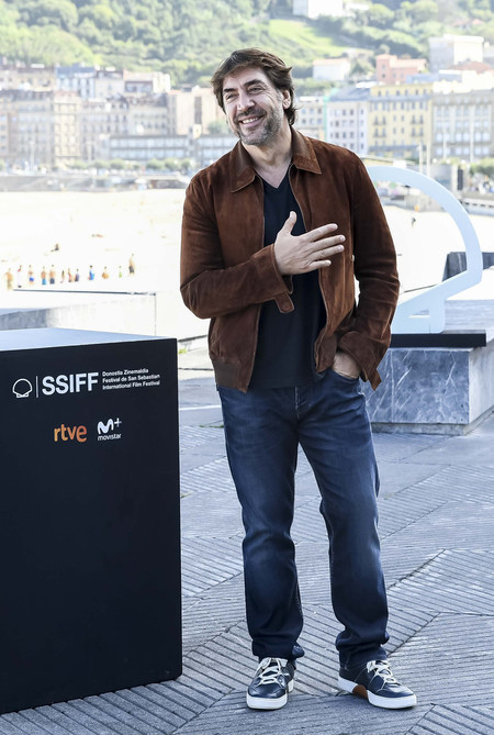 Javier Bardem San Sebastian International Film Festival 03