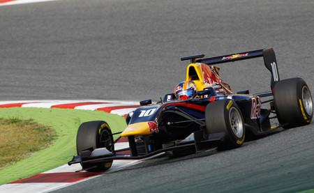 La GP3 se estrena con dos nuevos ganadores