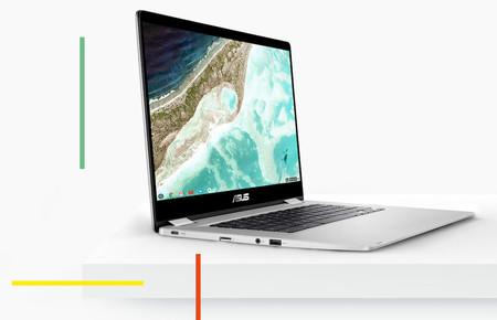 ASUS Chromebook C523: el primer Chromebook de 15,6 pulgadas de ASUS llega con 8GB de RAM