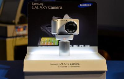 Samsung en los premios Xataka 2012, así fue