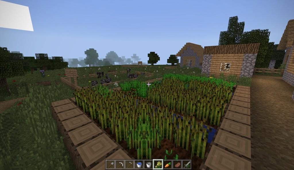 Minecraft 4k 1