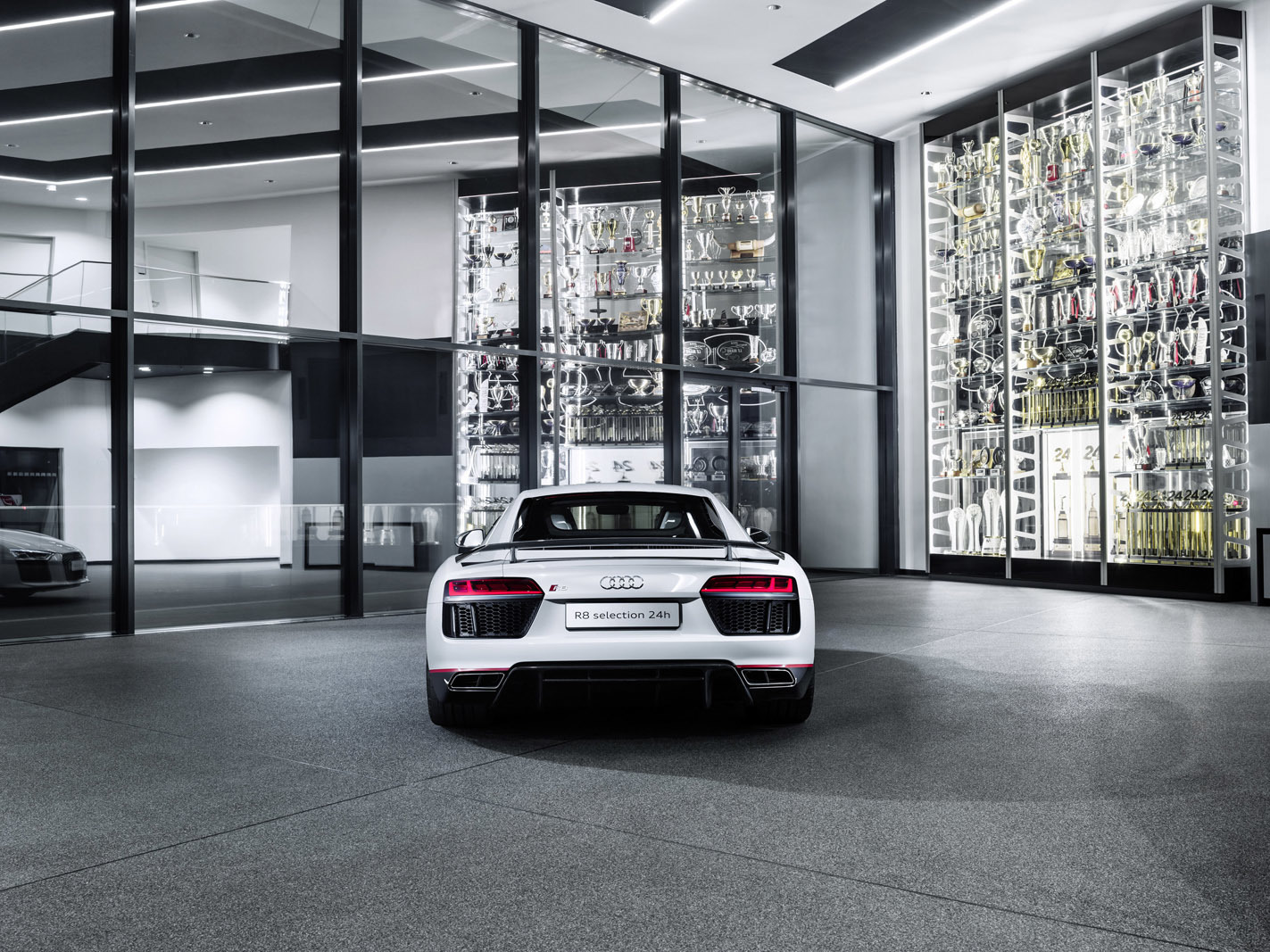 "Foto de Audi R8 Coupé V10 plus ""selection 24h"" (3/5)"