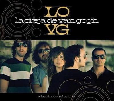 La Oreja de Van Gogh lanza nuevo disco