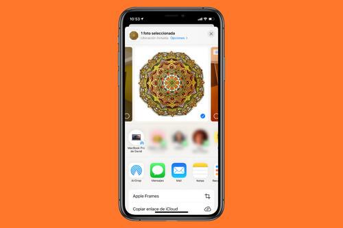Cómo editar el menú de compartir de nuestro iPhone o iPad