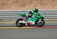 MotoGP Aragón 2010: Andrea Iannone, vuelve el avión en Moto2