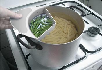 Ahorra agua cocinando