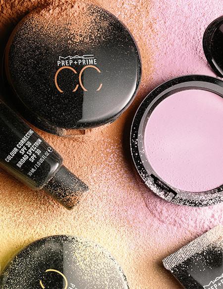 Colección MAC Prep + Prime CC Colour Correct