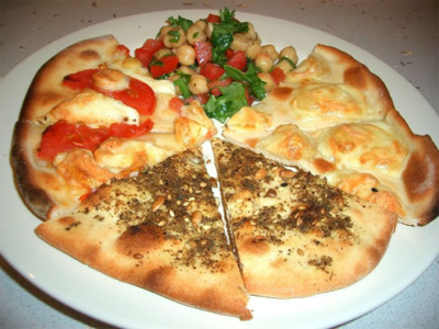 En Estados Unidos la pizza se considera alimento vegetal