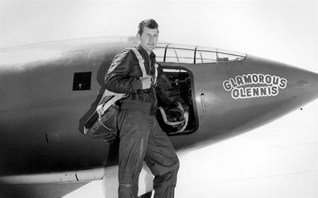 Éste fue el primer vuelo supersónico, hace ya 70 años