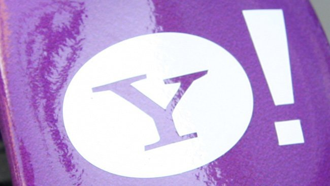 yahoo! logotipo