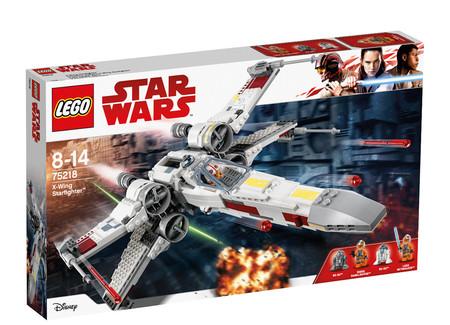 Caza Estelar Alax Lego Star Wars