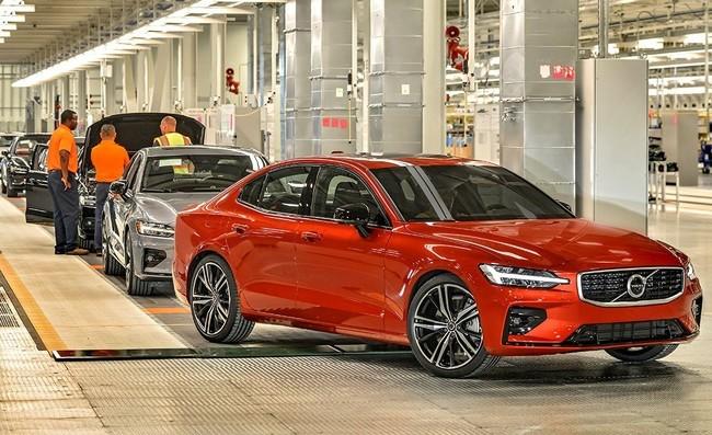 Volvo echa raíces en EE.UU. en el peor momento posible: Charleston será el único lugar de fabricación del S60