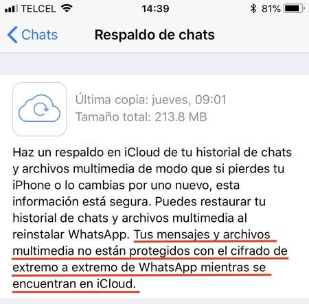 Whatsapp Ios Icloud