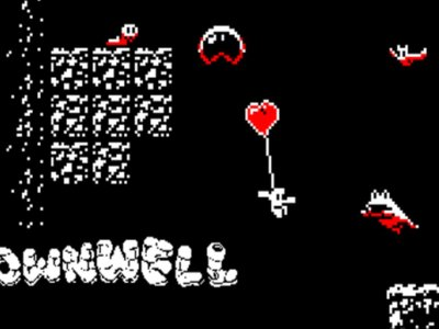 Downwell, uno de los mejores juegos del año llega a Android