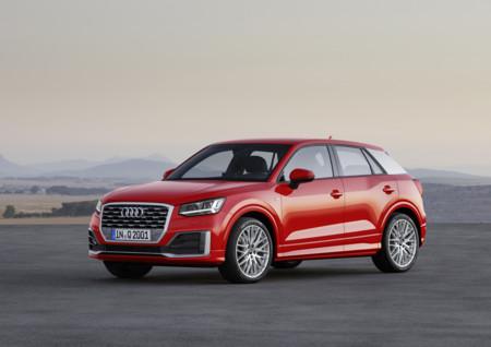 El Audi Q2 quiere conquistarte con un diseño que se aleja un poco del resto de la gama