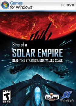 Demo de 'Sins of a Solar Empire'
