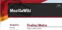 Se retrasa el desembarco de Firefox para Modern UI
