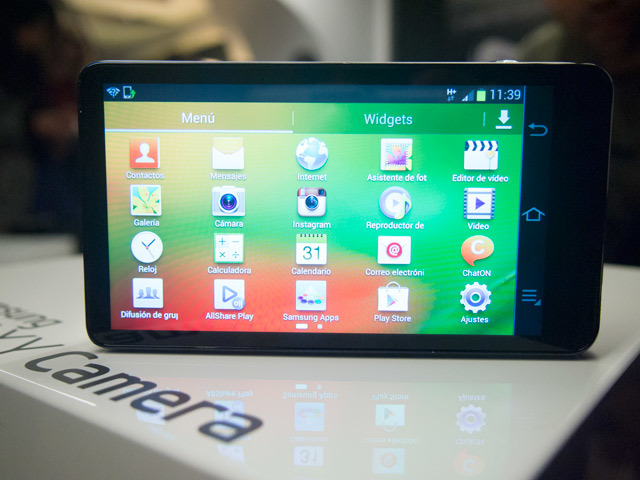 Samsung Galaxy Camera 3