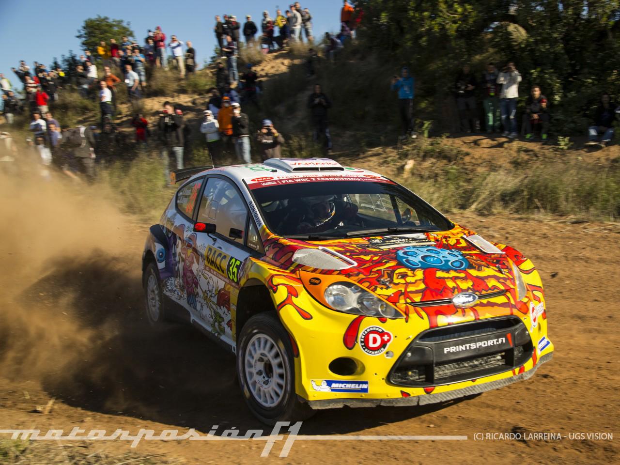 Foto de WRC - Rally de Catalunya 2014 (249/370)
