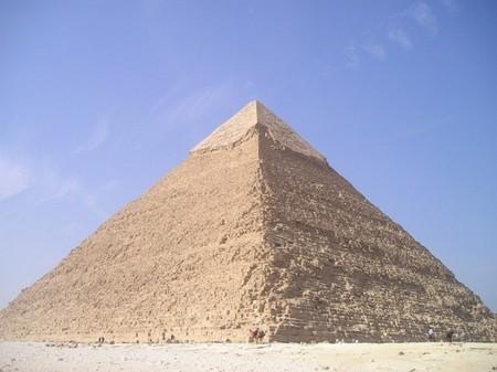 Así es como los antiguos egipcios transportaban las piedras de las pirámides