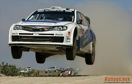 Prodrive estudia participar en más pruebas del WRC