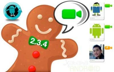 CyanogenMod 7 se actualiza y empieza a distribuir ROMs con Android 2.3.4