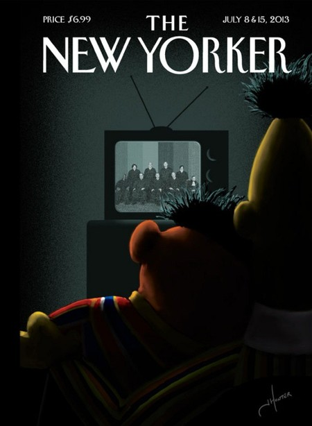 Portada The New Yorker