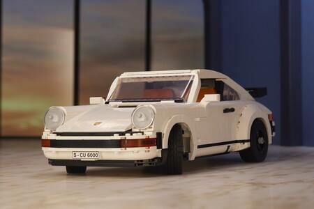 LEGO Porsche 911 Turbo y Targa, un dos en uno con 1,458 piezas, que amarán los fanáticos del deportivo