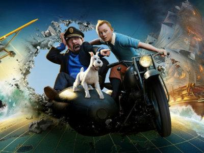 Cómic en cine: 'Las aventuras de Tintín: El secreto del Unicornio', de Steven Spielberg