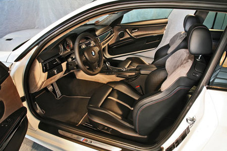 BMW M3 Leather Edition por Zwickenpflug