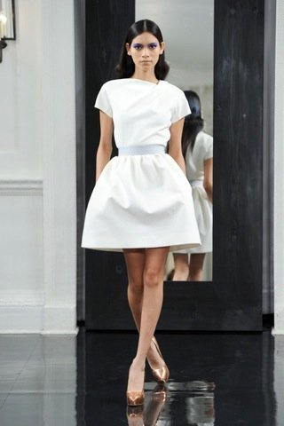 Victoria Beckham, Primavera-Verano 2011 en la Semana de la Moda de Nueva York