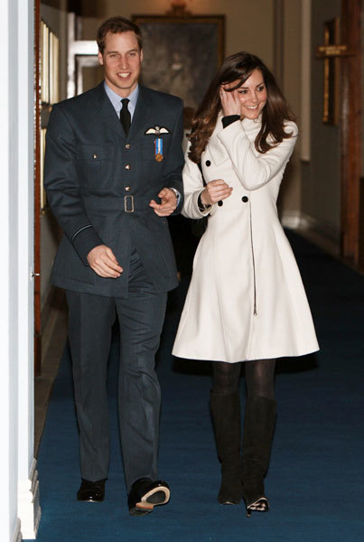 Foto de Compromiso de boda de Guillermo de Inglaterra y Kate Middleton (7/11)