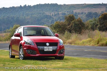Suzuki Swift Sport 3
