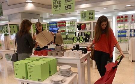 El Corte Inglés sigue el modelo Ikea para ofrecer precios más económicos