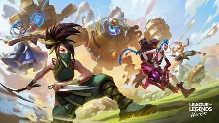 Cómo descargar y jugar a League of Legends: Wild Rift en el móvil desde España y Latinoamérica
