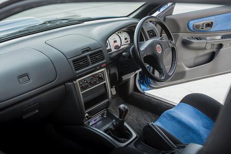 Subaru Impreza Sti 22b 8