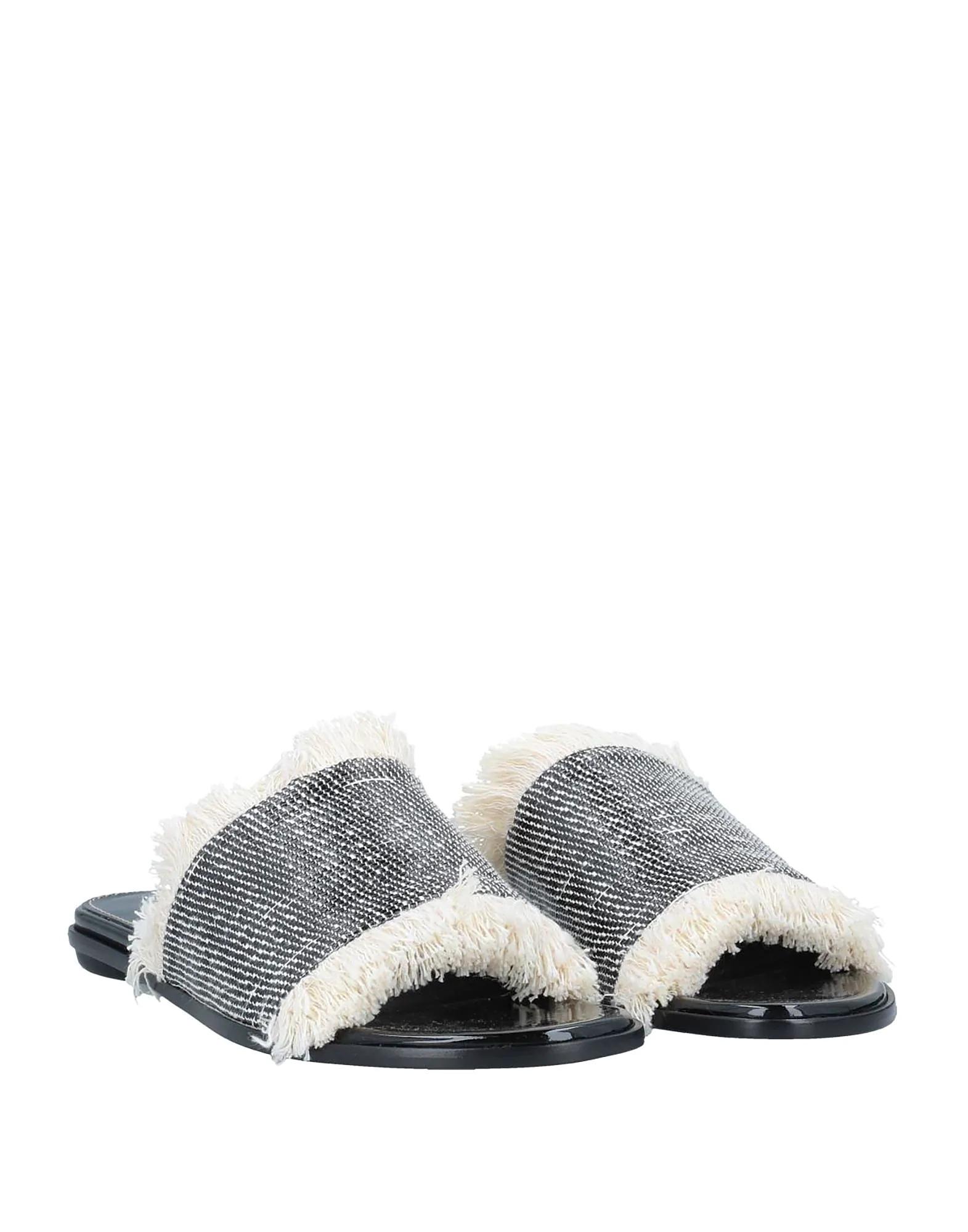 Sandalias de tela de Proenza Schouler.