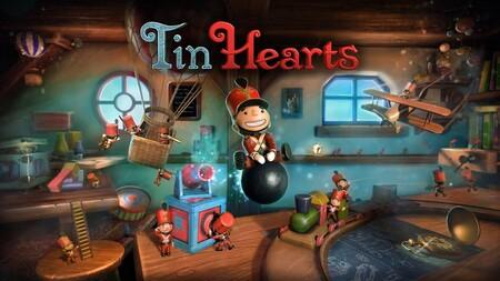 Tin Hearts, un juego de puzles de los creadores de Fable y que recuerda al mítico Lemmings, llegará en invierno a PC y consolas