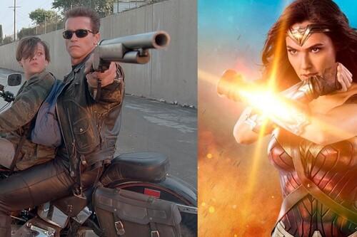 Las nueve mejores películas para ver gratis en abierto este fin de semana (1-3 enero): 'Wonder Woman', 'Terminator 2: El juicio final' y más