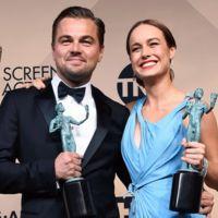 'Spotlight', Leonardo DiCaprio, Brie Larson, Alicia Vikander e Idris Elba triunfan en los premios del SAG