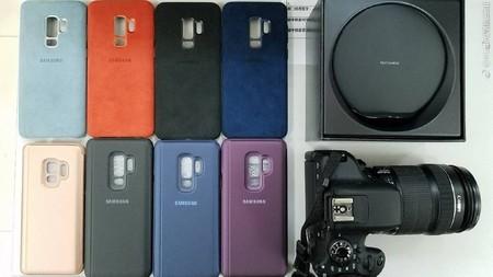 Filtrados varios accesorios de los Galaxy S9: más indicios de que la cámara doble será exclusiva del modelo 'plus'