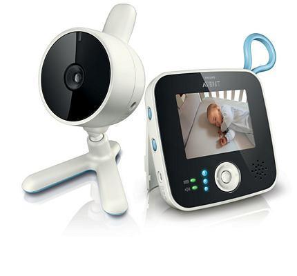 Vigilabebés con cámara de Philips AVENT