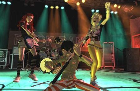 'Rock Band' llegará a los 5.000 temas este año