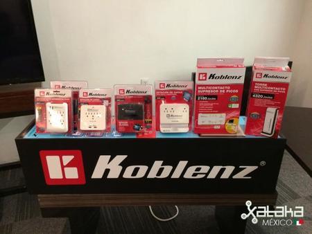 Koblenz anuncia en México su gama de dispositivos enfocados en la protección de nuestros gadgets