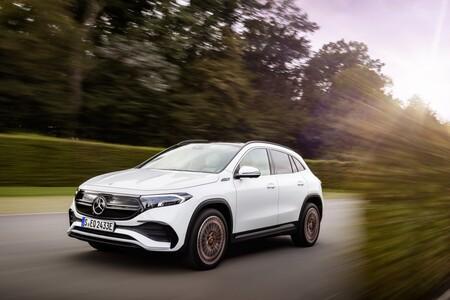 Probamos el Mercedes EQA, el SUV medio convertido en coche eléctrico que destaca por su confort de marcha con 426 km de autonomía