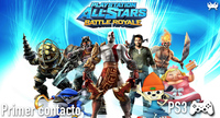 'PlayStation All-Stars Battle Royale': primer contacto