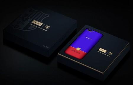 El Oppo R11 llega en una edición limitada del FC Barcelona... pero sólo en China