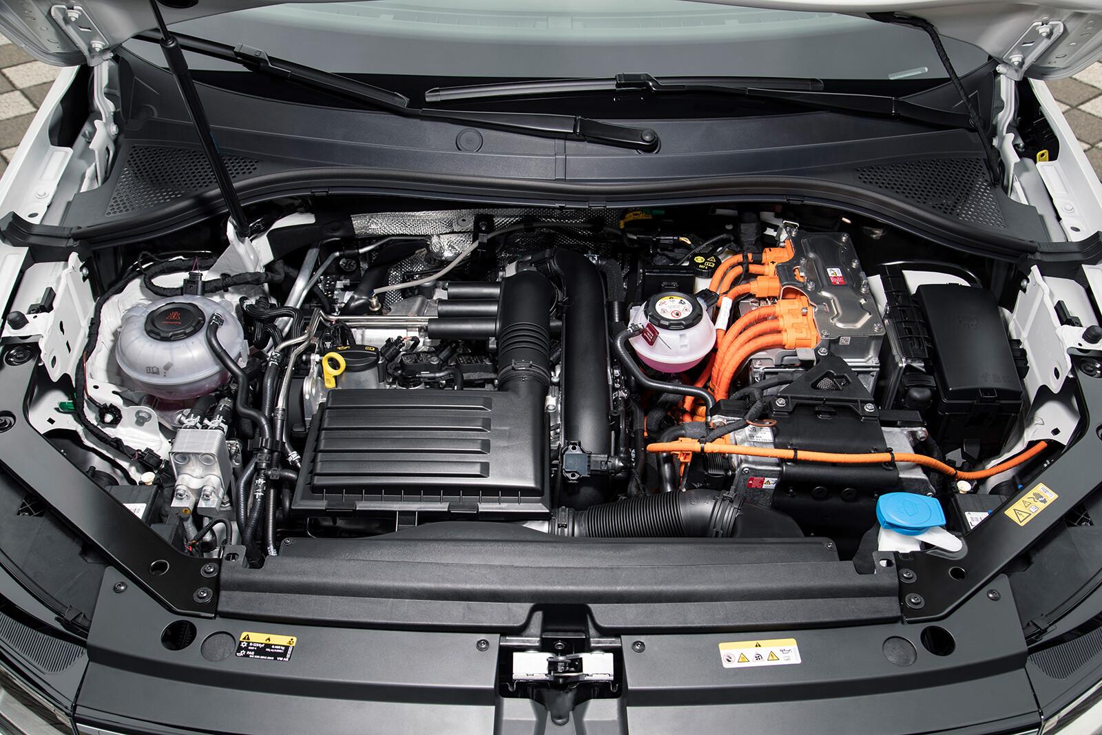 Foto de Volkswagen Tiguan eHybrid 2021 (1/8)
