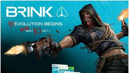 'Brink' llegará una semana antes de lo previsto